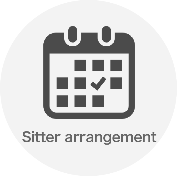 Sitter arrangement